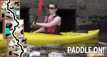 Paddle On with Alyssum Pohl
