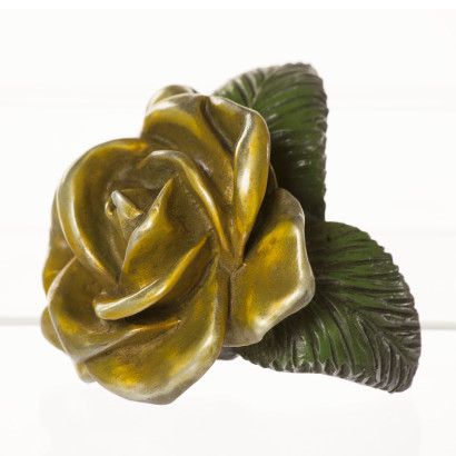Yellow Rose of Texas Sculpture